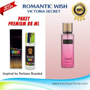 Jual Parfum Original Murah Parfum Premium Victoria's Secret Romantic Wish