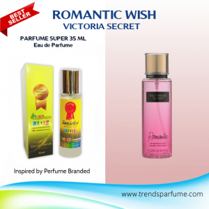 Jual Parfum Original Murah Parfum Super Victoria's Secret Romantic Wish