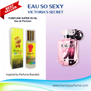 Jual Parfum Original Murah Parfum Super Victoria's Secret Eau So Sexy